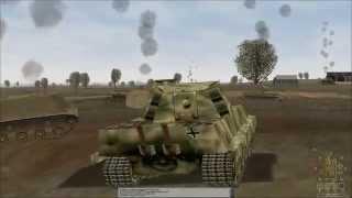 Part 28 - Vertes - Panzer Elite - German Campaign - PE3 Ostpak mod
