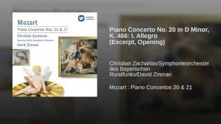 Klavierkonzert Nr.20 d-moll KV 466 (Kadenzen: Christian Zacharias) : I. Allegro (Kadenz: 1:49)