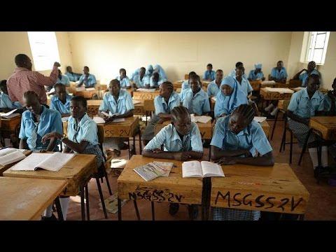 School in Kenyan refugee camp helps displaced girls