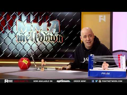 MMA Meltdown with Gabe Morency - MMA Legal in N.Y., Tonya Evinger Interview, GambLou & More - Part 3