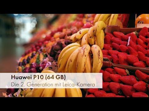 Huawei P10 - Das Kamera-Smartphone im ausführlichen Test [Deutsch]