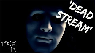 Top 10 Scariest Live Streams thumbnail