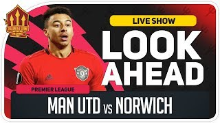 Manchester United vs Norwich! Lingard & Young Transfer Imminent?