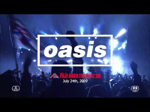 『oasis FUJI ROCK FESTIVAL'09』映画オリジナル予告編