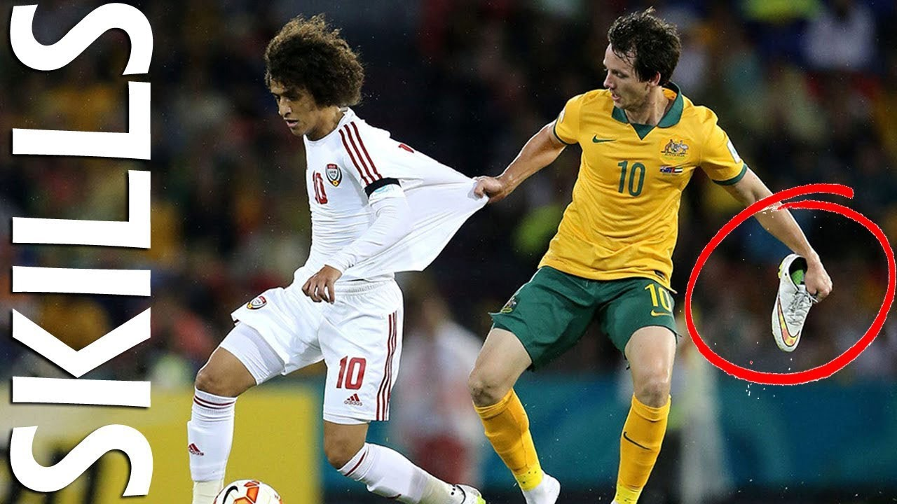 لمسات عمر عبدالرحمن أمام أستراليا | كأس آسيا 2015 | ᴴᴰ720 Omar Abdulrahman VS Australia