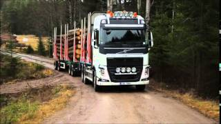 CAMION FORESTAL VOLVO