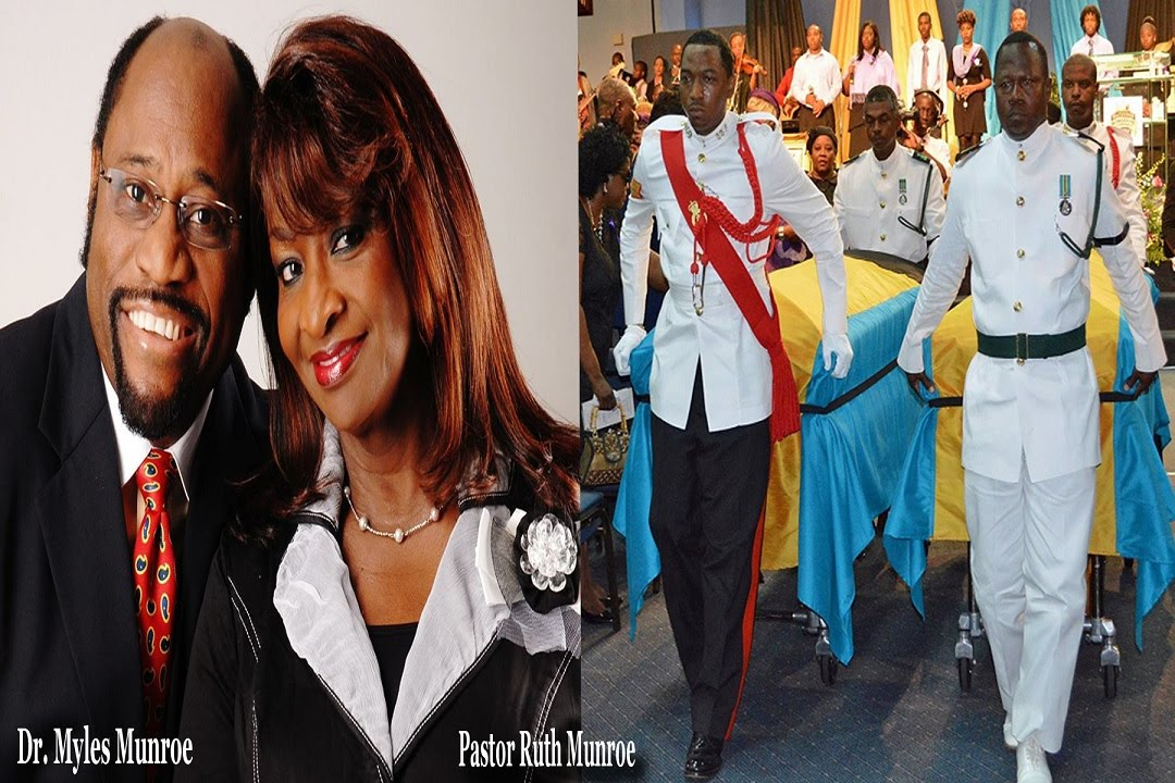 dr myles munroe 2014 state recognized diplomatic memorial in
