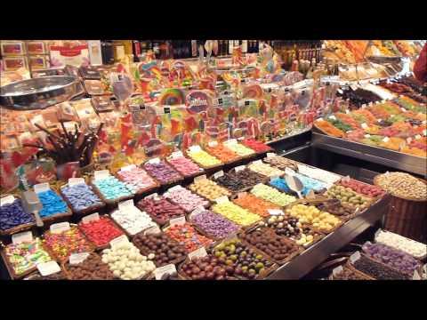 A visit at la Boqueria market - Barcelona