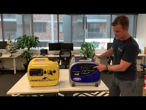 Best Generators for Food Vans revealed - My Generator