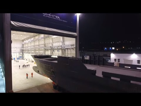 Luxury SuperYacht - Riva Yacht 50MT Project - Ferretti Group