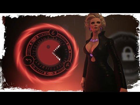 УЖАСНЫЙ PACMAN В 3D ▷ Dark Deception 1