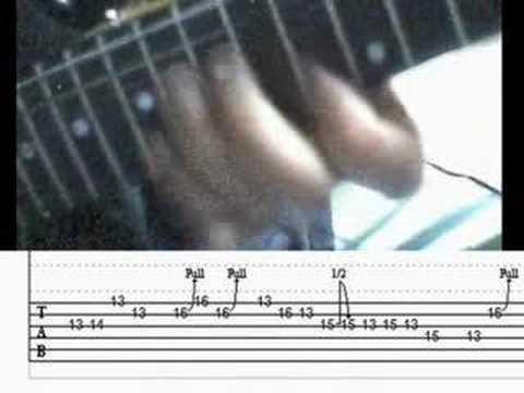 Slash Guitar Lesson Guitar Hero 3 Licks Tab