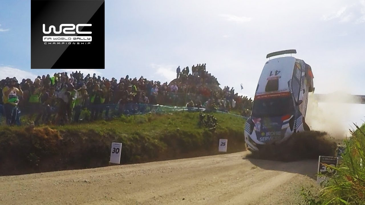 WRC - Vodafone Rally de Portugal 2018: Fafe Preview