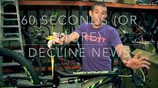Decline News - Nic Sims Talks About The Scott Bikes Genius 710
