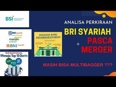 BRI SYARIAH (BANK SYARIAH INDONESIA) PASCA MERGER : MASIH BISA MULTIBAGGERS ???
