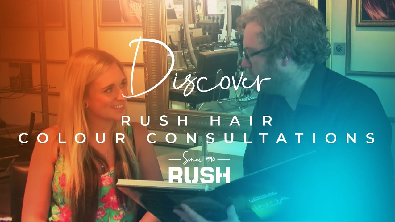 Hair Services   Hair Colour   Rush Hair & Beauty   Book Now