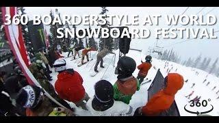 360 Boarderstyle & Concert Mayhem