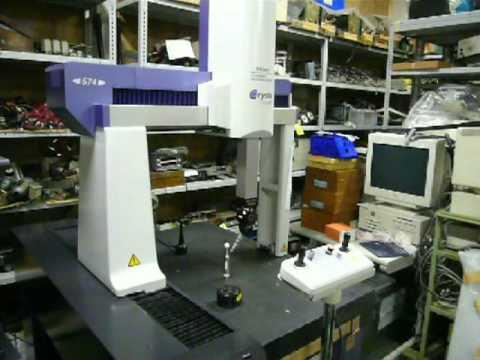 スタイラス自動交換を使ってみたミツトヨ 三次元測定機