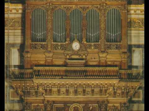 La Madeleine, Paris: Organ Improvisation By Peter Ewers (Organ From Aristide Cavaille-Coll, 1846)