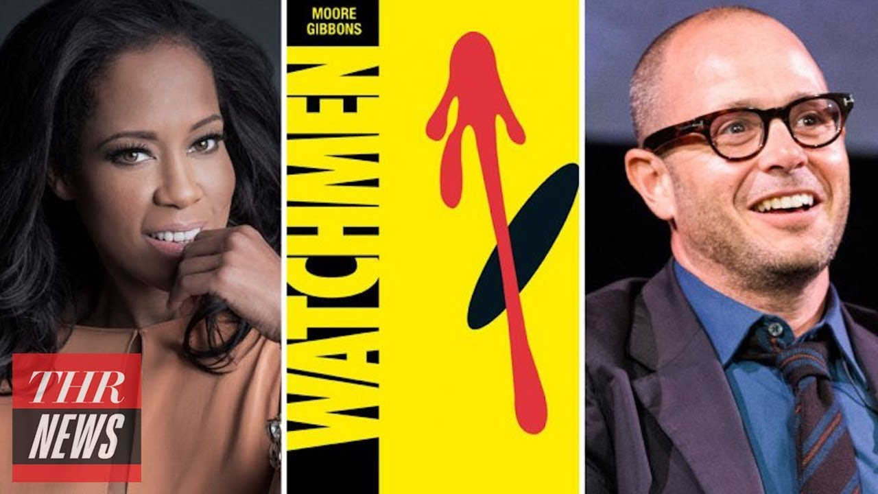 Damon Lindelof's 'Watchen' Guaranteed a Slot on HBO's Roster | THR News