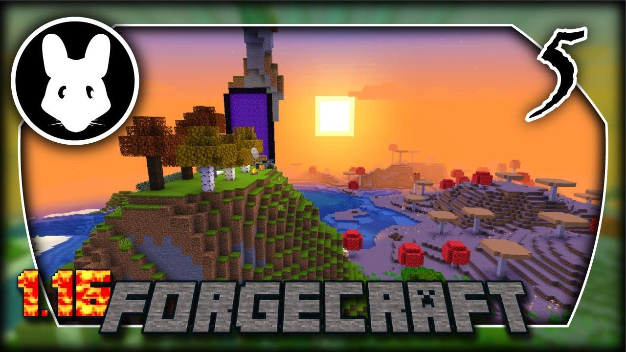 Forgecraft 1.16: Ep 5 (stream) - ✂️Shear Distractions🐑 #FriendlyFire