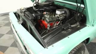 3579 ATL 1965 Chevy C 10 4x4