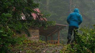 Bolu-Düzce Pürenli Kampı / Kuvvetli Yağmura Yakalandık / Ekim 2017