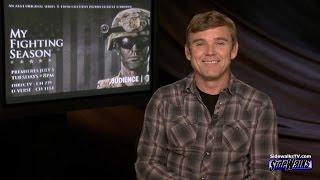 Ricky Schroder on career start and war documentary My Fighting Season