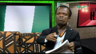 AS E DEY HOT - Independence Day Special: Nigeria At 55 (Pt.1) | Wazobia TV