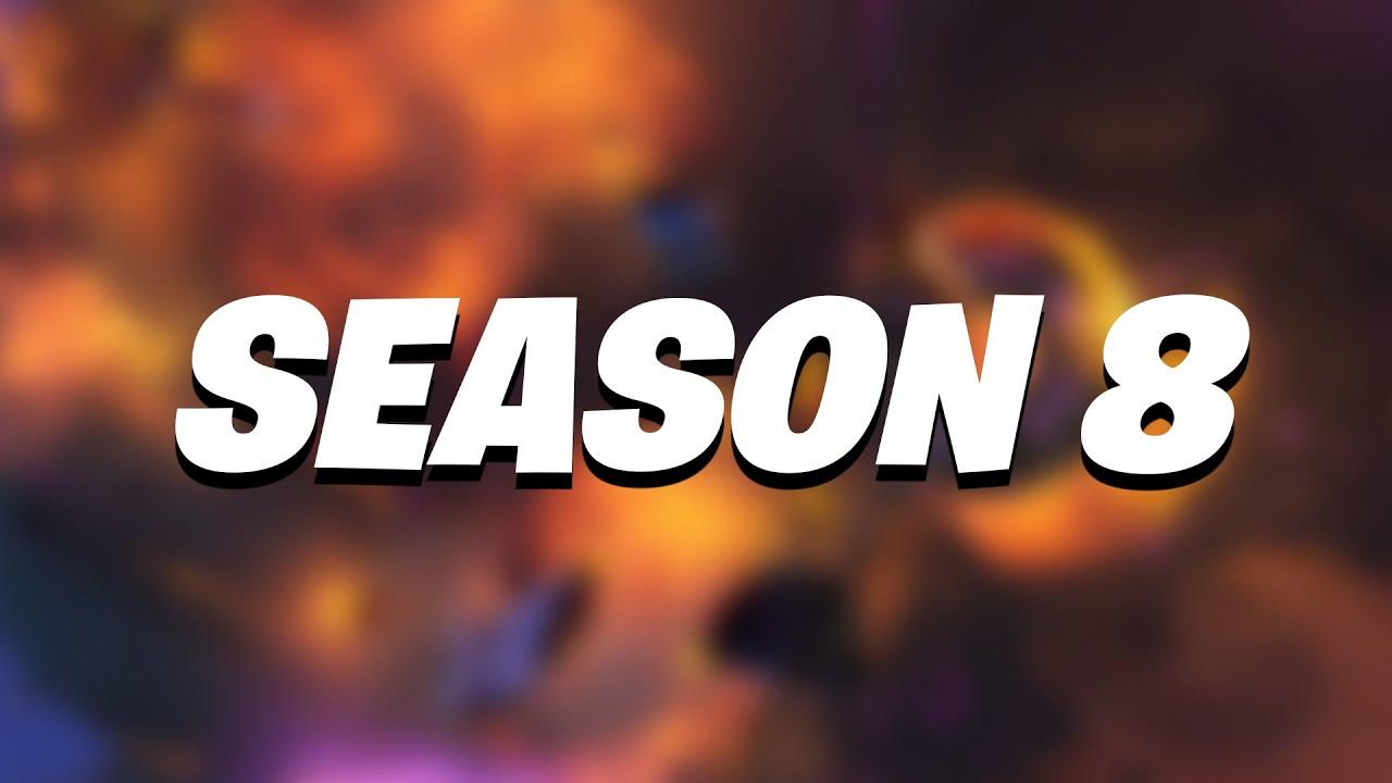 Download Fortnite Season 8 Battlepass (CONFIRMED)