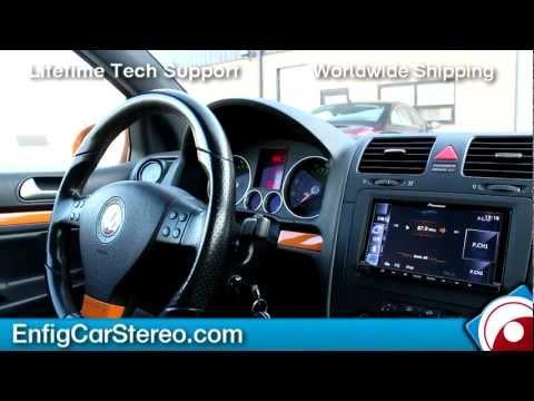 Radio Installation How-To VW GTI Jetta R32 2006-2009