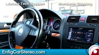 Video Radio Installation How-To VW GTI Jetta R32 2006-2009 download MP3, 3GP, MP4, WEBM, AVI, FLV Agustus 2018