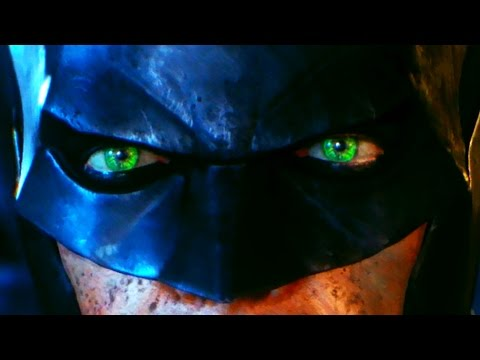Batman Arkham Knight Jason Todd's death Joker kills Rob ...