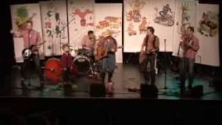 Die Mukketier-Bande - Reggae Schaf, live