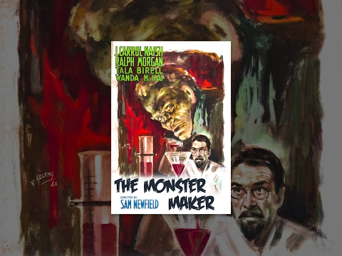 The Monster Maker | All Time Horror Classics