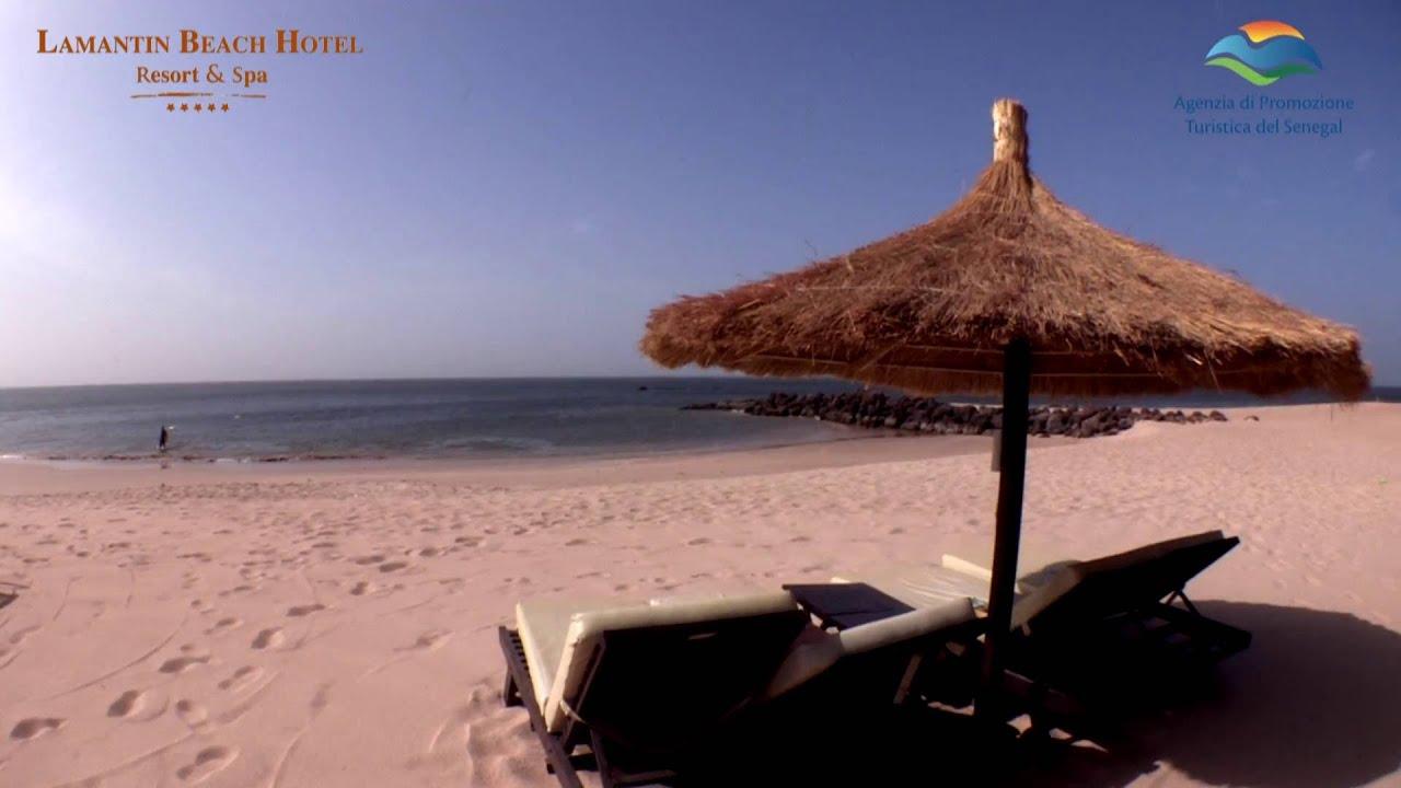 Lamantin Beach Resort & SPA Senegal - New aerial version ...