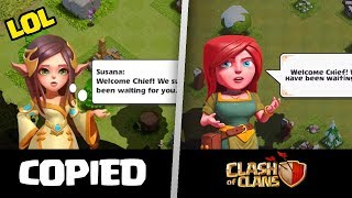 BIGGEST Clash of Clans Rip-off Ever! | HILARIOUS Exact Copy of CoC!