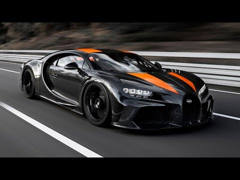 Bugatti Hits 304.77mph In A Chiron | Top Gear