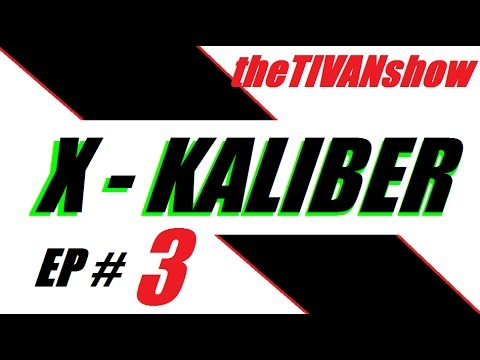 theTIVANshow / X - KALIBER / 19,000+ rounds shot /My SEARCH for a  AR15, AR10, RIFLES, AND AMMO
