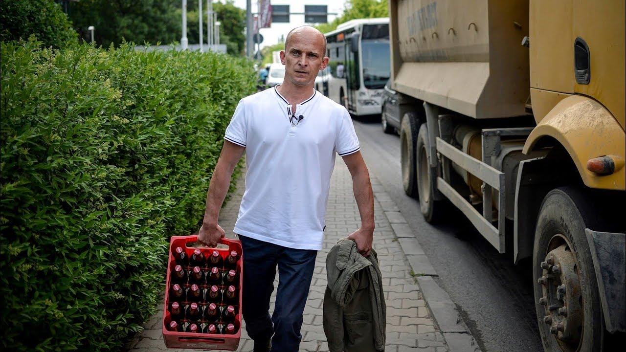 """Omul cu naveta, după întâlnirea cu Dragnea: """"Îmi iau familia și plec din țară. Plec de tot!"""""""