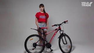 Сборка горного велосипеда из коробки(Детальное видео сборки нового велосипеда из коробки от Компании Velotrade. Вы научитесь с легкостью, быстро..., 2015-12-16T08:11:00.000Z)