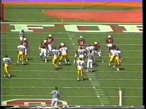 Bill Walsh 1994 Stanford Offense