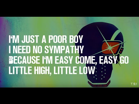 Panic! At The Disco - Bohemian Rhapsody (Lyrics)