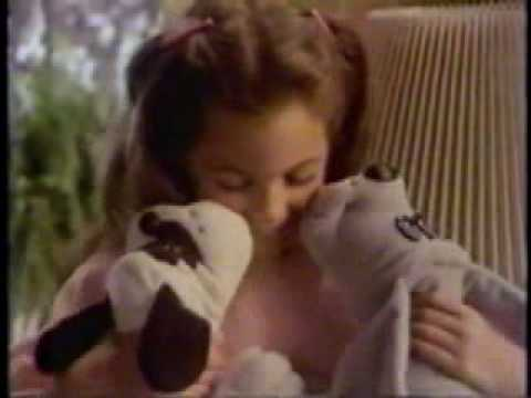 1980s Pound Puppies Commercial