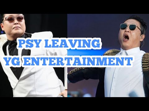 PSY plans to leave YG & set up independent agency | KPOP