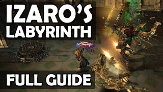 Path of Exile Ascendancy: LABYRINTH GUIDE - Everything You Need to Know!