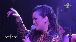 ♫♫así Fue ♫♫mix Juan Gabriel - Daniela Darcourt Y Orquesta - Casa De La Salsa 14 09 18