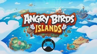 ANGRY BIRDS ISLANDS Android Gameplay