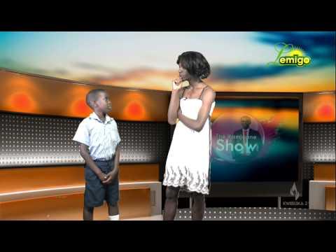 The ramjaane Show on Lemigo TV 17 May 2015 with Ben Dancing(Rwanda Comedy) Full Show
