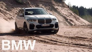 The all-new BMW X5 (G05, 2018). Driving dynamics.
